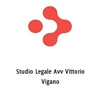 Studio Legale Avv Vittorio Vigano