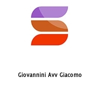 Giovannini Avv Giacomo