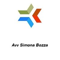 Avv Simona Bozza