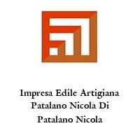 Impresa Edile Artigiana Patalano Nicola Di Patalano Nicola