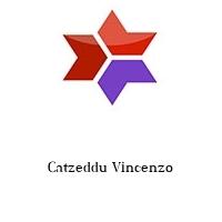 Catzeddu Vincenzo