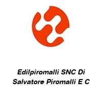 Edilpiromalli SNC Di Salvatore Piromalli E C