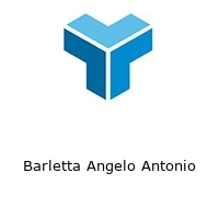 Barletta Angelo Antonio