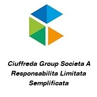 Ciuffreda Group Societa A Responsabilita Limitata Semplificata