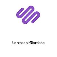 Lorenzoni Giordano