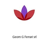 Geom G Ferrari srl