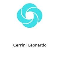 Cerrini Leonardo