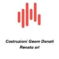 Costruzioni Geom Donati Renato srl