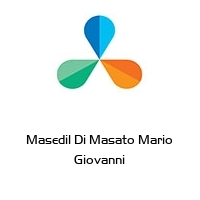 Masedil Di Masato Mario Giovanni