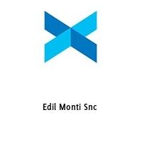 Edil Monti Snc