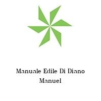 Manuale Edile Di Diano Manuel