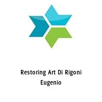 Restoring Art Di Rigoni Eugenio