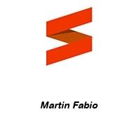 Martin Fabio