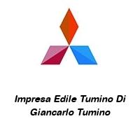 Impresa Edile Tumino Di Giancarlo Tumino