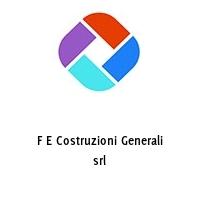 F E Costruzioni Generali srl
