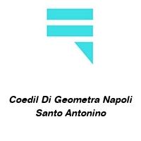 Coedil Di Geometra Napoli Santo Antonino
