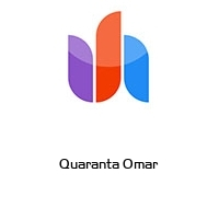 Quaranta Omar