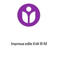 Impresa edile Edil B M