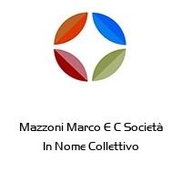 Mazzoni Marco E C Società In Nome Collettivo