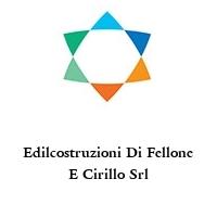 Edilcostruzioni Di Fellone E Cirillo Srl
