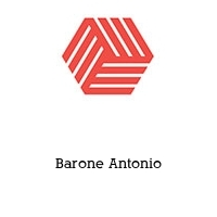 Barone Antonio