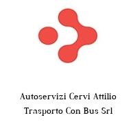 Autoservizi Cervi Attilio Trasporto Con Bus Srl