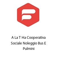 A La T Ha Cooperativa Sociale Noleggio Bus E Pulmini