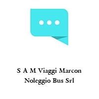 S A M Viaggi Marcon Noleggio Bus Srl