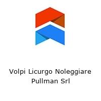 Volpi Licurgo Noleggiare Pullman Srl