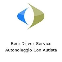 Beni Driver Service Autonoleggio Con Autista