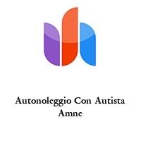 Autonoleggio Con Autista Amne