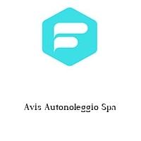 Avis Autonoleggio Spa