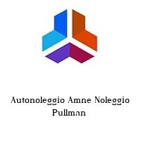 Autonoleggio Amne Noleggio Pullman