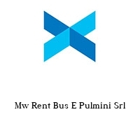 Mw Rent Bus E Pulmini Srl