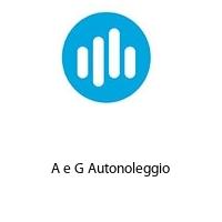 A e G Autonoleggio