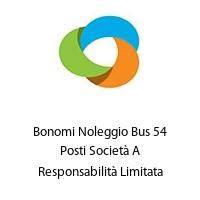 Bonomi Noleggio Bus 54 Posti Società A Responsabilità Limitata