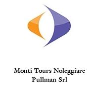 Monti Tours Noleggiare Pullman Srl