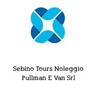 Sebino Tours Noleggio Pullman E Van Srl