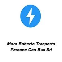 Moro Roberto Trasporto Persone Con Bus Srl