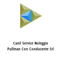 Canil Service Noleggio Pullman Con Conducente Srl