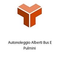 Autonoleggio Alberti Bus E Pulmini