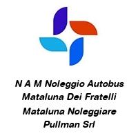 N A M Noleggio Autobus Mataluna Dei Fratelli Mataluna Noleggiare Pullman Srl