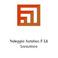 Noleggio Autobus F Lli Sarnataro
