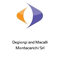 Degiorgi and Macalli Montacarichi Srl