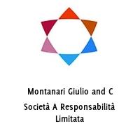 Montanari Giulio and C Società A Responsabilità Limitata