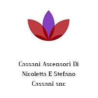 Cassani Ascensori Di Nicoletta E Stefano Cassani snc