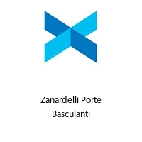 Zanardelli Porte Basculanti