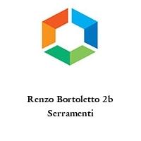 Renzo Bortoletto 2b Serramenti