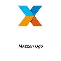 Mazzon Ugo