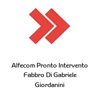 Alfecom Pronto Intervento Fabbro Di Gabriele Giordanini